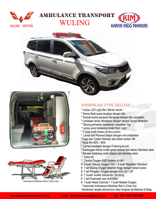 WULING DELUXE res