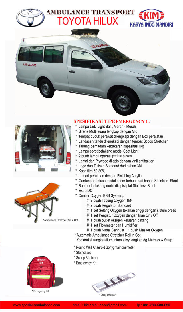toyota HILUX emergency 1 res